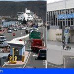 «El colapso del Puerto de Los Cristianos o la ampliación del Aeropuerto Sur, ejemplos de la falta de interés de este Gobierno»