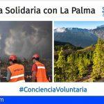El Cabildo canaliza la solidaridad de la isla con La Palma a través de Tenerife Isla Solidaria