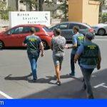 Tenerife | Detienen en La Laguna a un individuo por un delito de terrorismo