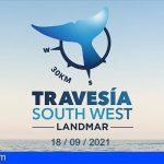 La Travesía South West Landmar se ralizará mañana desde Playa de Las Vistas a Playa de la Arena