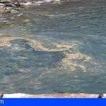 CC-PNC critica la tardanza del Cabildo en buscar una solución a los vertidos de hidrocarburos que afectan a las playas