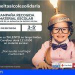 Canarias | Fundación Solidaridad Carrefour y Cruz Roja promueven la 'Vuelta al Cole Solidaria'