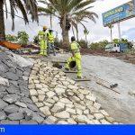 El Cabildo licita la conservación y mejora de las zonas verdes de carreteras, Adeje – Santiago del Teide