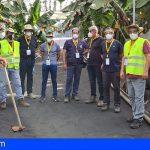 El Cabildo colabora con los agricultores de La Palma formándolos sobre el uso de agua desalada