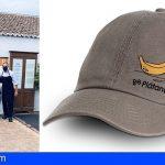 «Un plátano, una gorra y solidaridad» los beneficios serán donados a los afectados por el volcán
