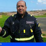Carlos Barrera reelegido jefe del parque de Bomberos Voluntarios de Adeje