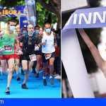 Regreso triunfal de Alberto Laucirica en Guía de Isora
