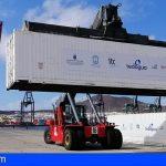 Boluda colabora en el traslado de dos desaladoras a La Palma para el abastecimiento de agua de riego
