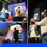 Santiago del Teide realizó un espectáculo-homenaje sobre la vida de María Paloma