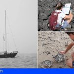 IU-ECOAQUA y Univ. de Dinamarca analizarán la basura marina de la isla de Alegranza