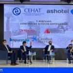 Adeje   La V Jornada de Gestión Hotelera analiza los principales retos del sector