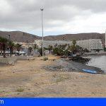 Arona activa el proceso de regeneración de la playa de Los Tarajales y de reforma del paseo con el respaldo del Pleno