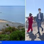 A punto de comenzar las obras de mejora de la playa de San Salvador en San Miguel