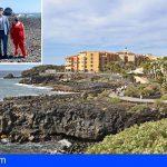 Acometen la mejora de la Playa de San Salvador en San Miguel de Abona con una inversión de 2,6 millones