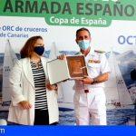 Premios del XII Trofeo Armada Española de Cruceros en Canarias, Copa de España