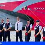 El nuevo fast ferry Volcán de Taidía se estrena hoy en línea Gran Canaria – Tenerife