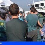 Los efectivos policiales e intervención en La Palma reciben 24 equipos de medición de gases