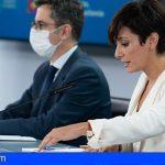 Consejo de Ministros aprueba más de 213 millones en apoyo a La Palma por Real Decreto-Ley